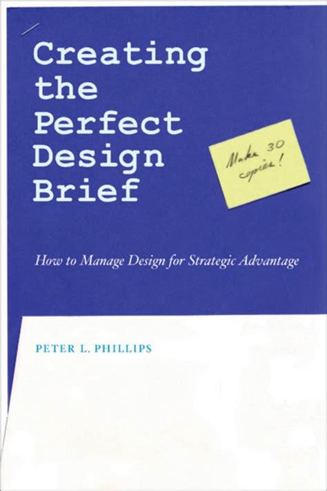 design brief library creating the perfect design brief how to manage design for