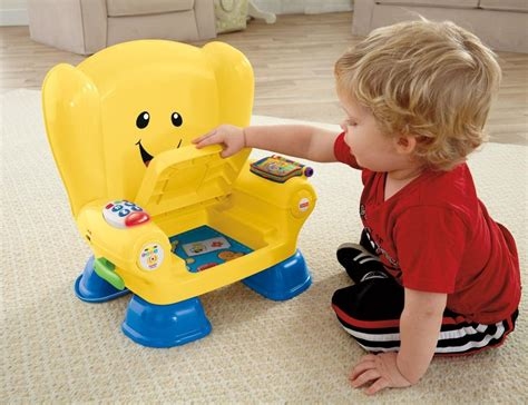 Fisher Price Talking Chair by Fisher Price Laugh And Learn Smart Stages