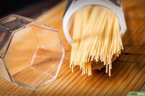 como se cocina la pasta c 243 mo cocinar pasta al dente 5 pasos con fotos