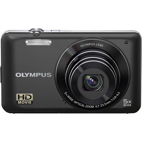 olympus hd olympus vg 120 digital black 228180 b h photo