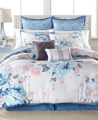 macys kids bedding closeout lucia 8 pc reversible comforter set created