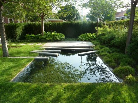 the mirror a backyard reflecting pool in eastern