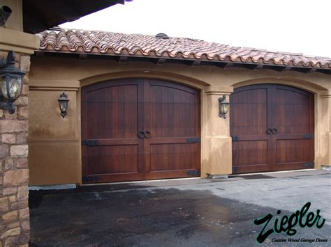 Fashion Garage Mediterranean Garage Doors Ziegler Doors Inc