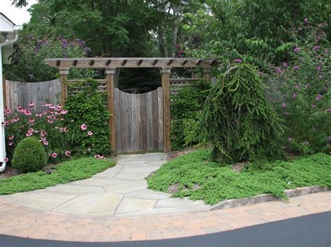 gates for backyard front yard fence ideas landscaping network