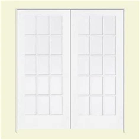 double doors interior home depot jeld wen double interior french glass door from home depot