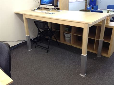 How To Raise A Desk raise your office desk for better health and a better back