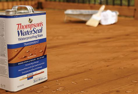 types of exterior sealers and usage at the home depot