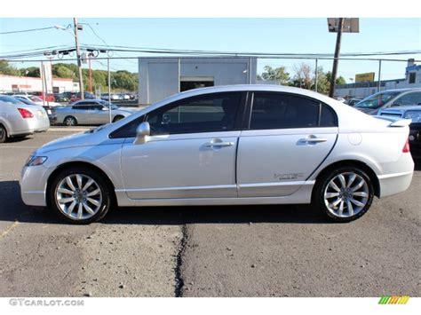 Sapi Honda Civic Si Silver 2010 alabaster silver metallic honda civic si sedan 55402531 photo 3 gtcarlot car
