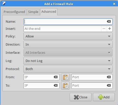 firewall scanner printing scanner printer firewall ask ubuntu