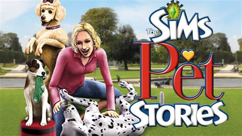 sims r city stories let s play the sims pet stories part 1 youtube