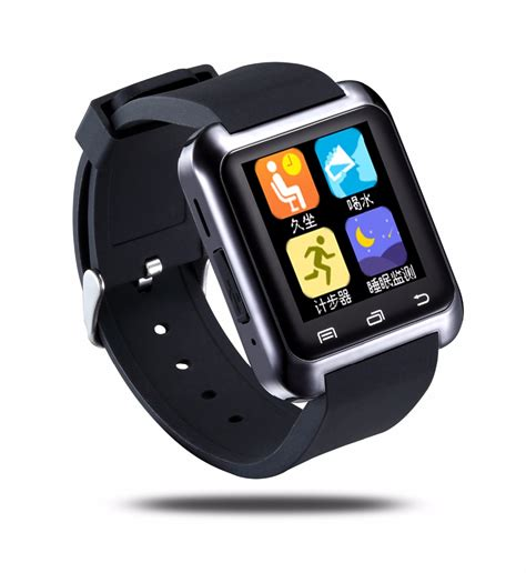 Smartwatch Iphone 6 Bluetooth U80 Smartwatch Smart For Iphone 6 6 Plus