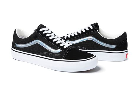 supreme vans supreme vans 2016 iridescent collection hypebeast