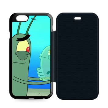 Plankton V1214 Iphone 6 6s best spongebob plankton products on wanelo