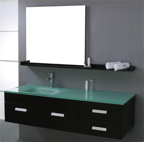 glass bathroom sinks countertops china single glass countertop sinks wooden bathroom vanity