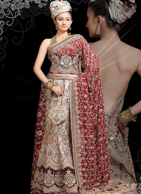Wedding dresses gallery: designer indian bridal wear