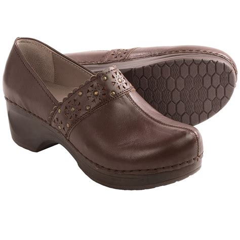 clogs for womens sanita dae leather clogs for save 42