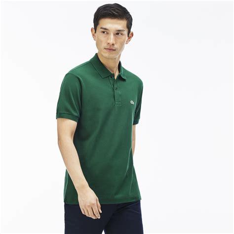 Jp Salur Fit L Un 王道デザインをゲットしたい lacoste ラコステ の33色展開の ポロシャツ で自分カラーを見つけよう