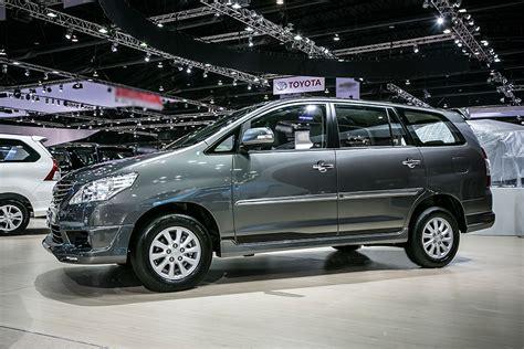 Toyota All New Inova เตร ยมเป ดต ว All New Toyota Innova ท อ นโดน เช ย 23