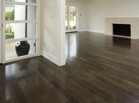 white stained hardwood floors 25 best ideas about stains on white trim
