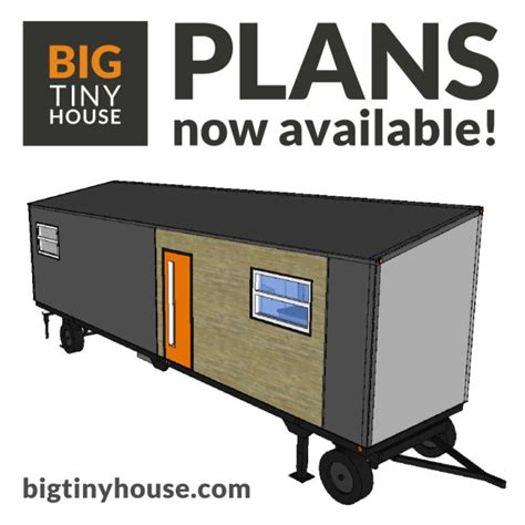 tiny house with slide out big tiny house with mega slideout plans big tiny house