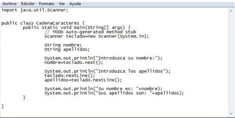invertir cadenas java programacion orientada a objetos cadena de caracteres