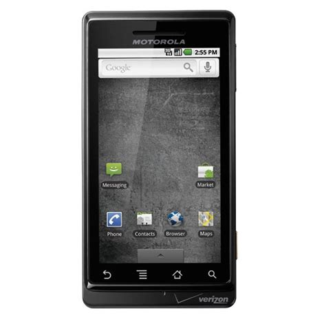 android motorola no android 2 1 update for the motorola droid this week