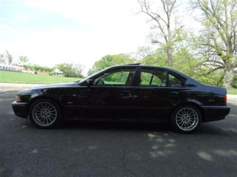 1999 bmw 540i for sale sell used 1999 bmw 540i sport automatic e39 sport sedan no