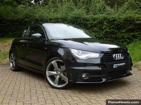Audi A 1 Schwarz by View