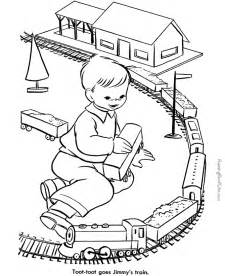 train coloring pages kids az coloring pages