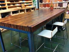 make a table with 2x4 dining wood table buterblock easy steps of how to build diy butcher block table