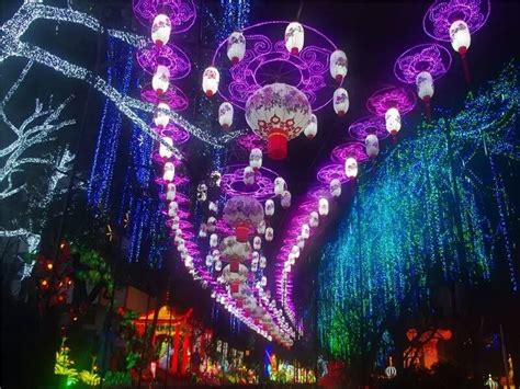 festival of lights 2017 lantern light festival 2017