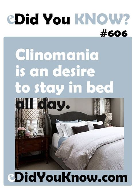 stay in bed for 70 days clinomania is an desire to stay in bed all day close to