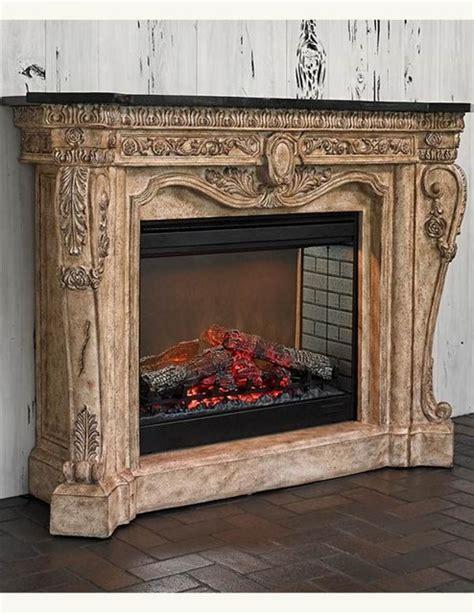 versailles electric fireplace indoor