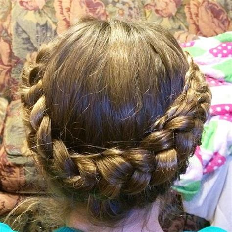 hairstyle doublecrown gorgeous crown braids inspired by pinterest beauty tips
