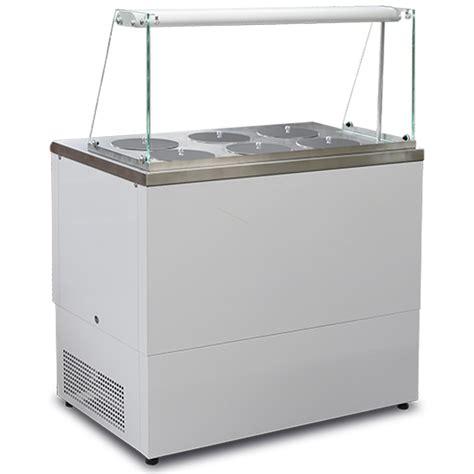 Freezer Gelato gelato display display freezers