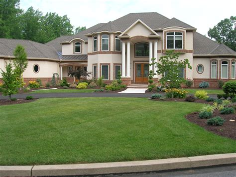 landscape home lawn and sprinkler systems potts landscape design