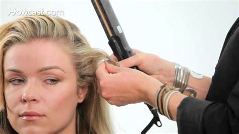 cute hairstyles using a curling iron how to create glam look with flat iron cute hairstyles