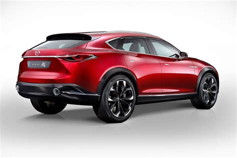 mazda koeru crossover at frankfurt 2015 just a concept