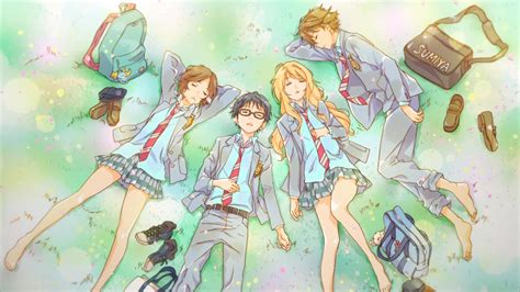 6 Anime Op by What S In An Op The Your Lie In April