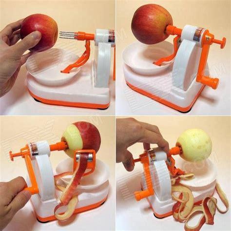 Fast Peleers operated fast apple fruit peeling peeler