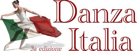 concorso d italia testi concorso danza italia danza