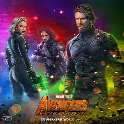 marvel s infinity war prelude another infinity war poster is here to whet your