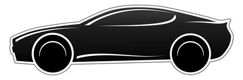car logo black and white ferarri clipart car outline pencil and in color ferarri