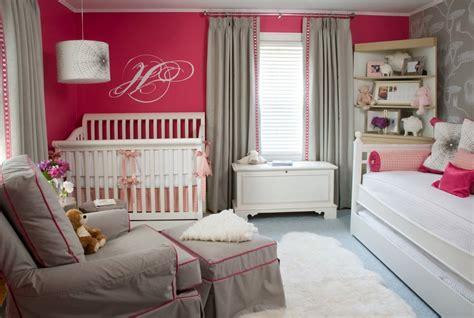 Girl Room Colors | how room colors can affect your baby
