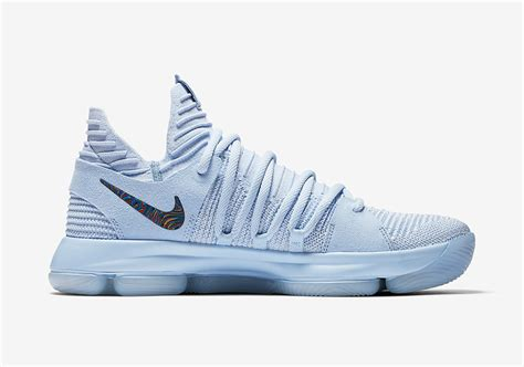 new year kd 10 nike kd 10 anniversary official photos 897817 900