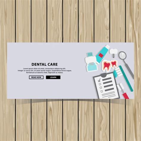 banner design for dental clinic dental care banner design vector free download