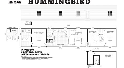16 215 80 mobile home floor plans meze