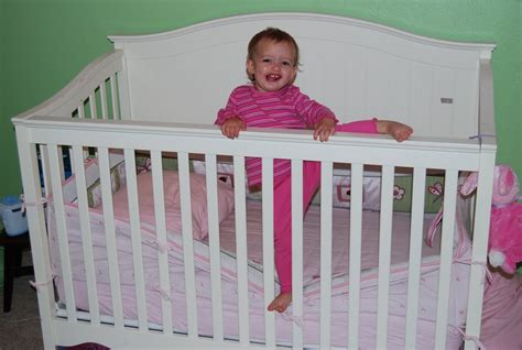 Babies Climbing Out Of Cribs Horsley Family Of Three