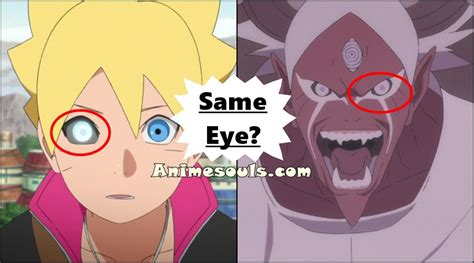 boruto uzumaki s dojutsu what they are same boruto and momoshiki eyes are