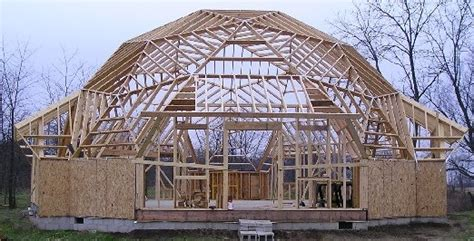 Geodome House by Custom Geodesic Dome Kits And Round Home Kits Designed And